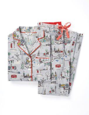 Cosy London Pyjamas