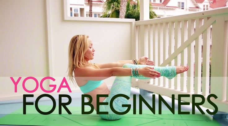 Yoga for Beginngers with Kino