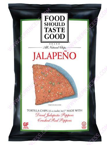 Food Should Taste Good Jalapeno 1.5 oz
