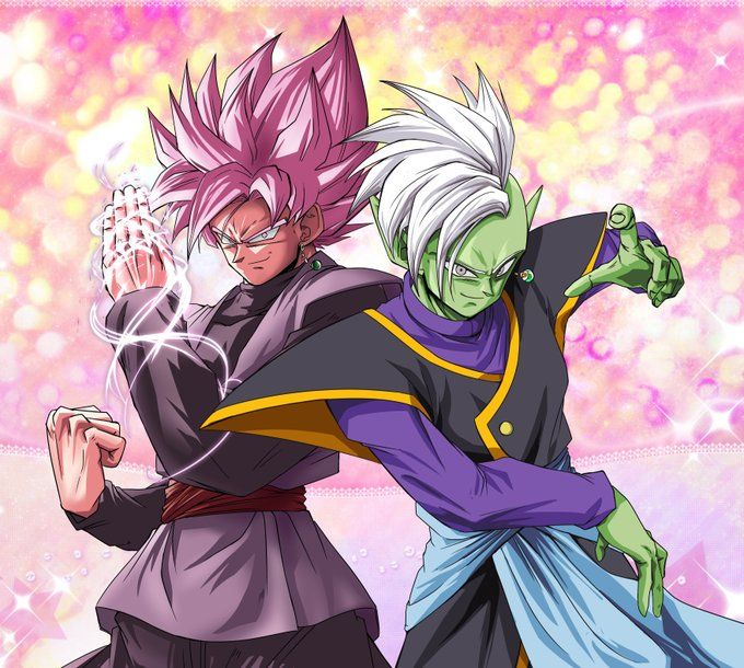272 Best Images About Black Goku«Zamasu» On Pinterest