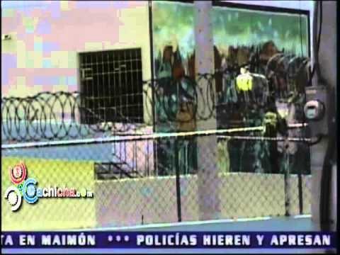 Motin En Carcel Modelo De San Francisco de Macorís #Video - Cachicha.com
