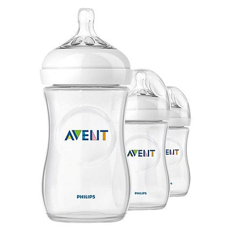Philips Avent Natural Feeding Bottles