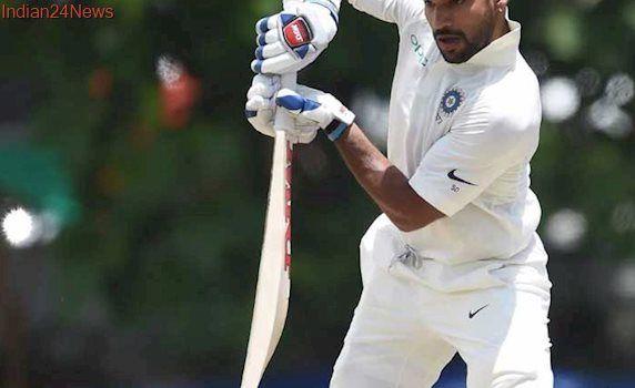 Shikhar Dhawan, Abhinav Mukund Likely To Open Vs Sri Lanka In Galle Test