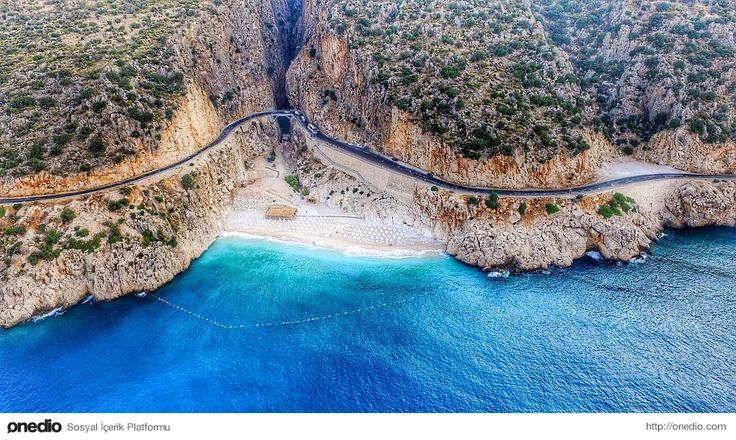 Kaputaş Plajı, Kaş, Antalya