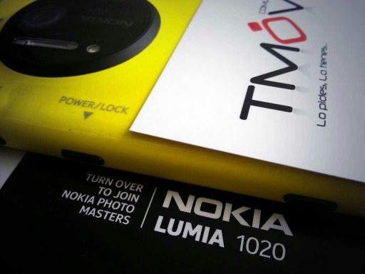 #nokia #Lumia1020 WWW.TMOVILCOM.COM