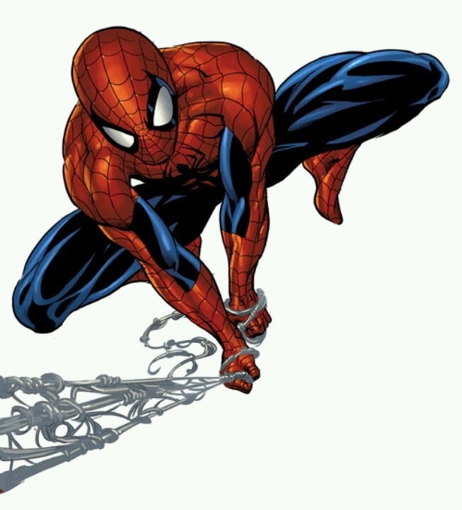 Spiderman by Mike Deodato Jr.