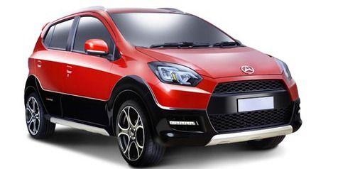 Pada gelaran Pameran Otomotif Makassar (POMA) Daihatsu juga menampilkan 1 unit world premiere concept car yaitu Astra Daihatsu Ayla X-Track. Ayla X-Track ini merupakan kendaraan konsep crossover dari Ayla.