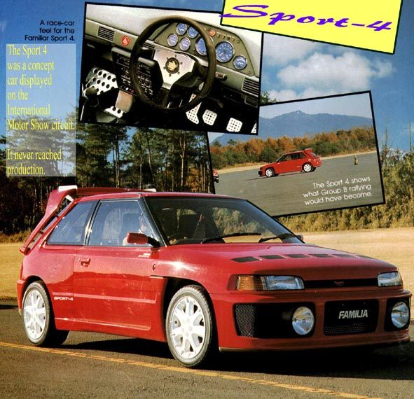 1362 Best Images About Mazda On Pinterest: 88 Best Images About MAZDA 323 On Pinterest