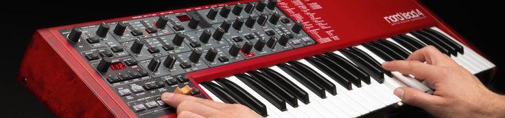Nord Lead 4  Dengan fitur performa terbaru yang inovatif, advanced layering dan kemungkinan sinkronisasi, tipe filter terbaru dan efek on-board, Membuat Nord Lead 4 menjadi sebuah synthesizer yang pada akhirnya menjadi kenyataan.
