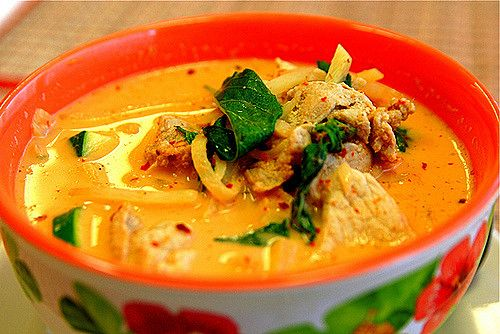 Did you try this Thai dish? It's called Red Curry with pork. Visit http://PhuketNow.com – where your holiday begins!
