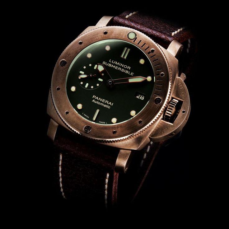Panerai Luminor Submersible 1950 3 Days Automatic Bronzo 47 mm Watch