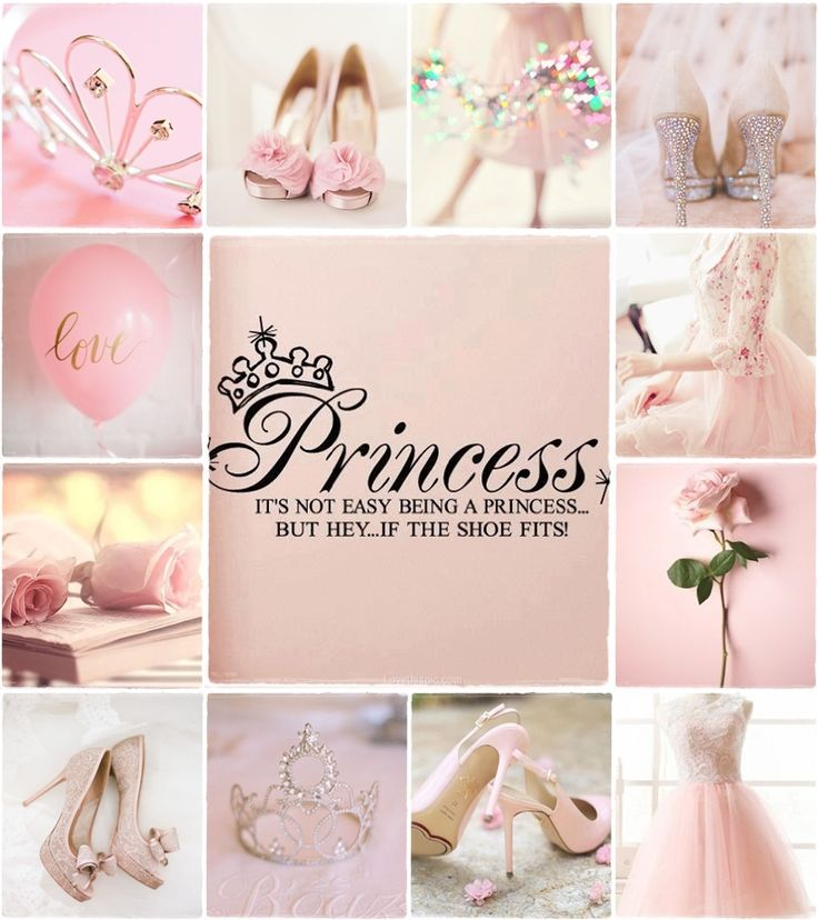 Is not easy being a princess, but hey if the shoes fits! ◙✽
