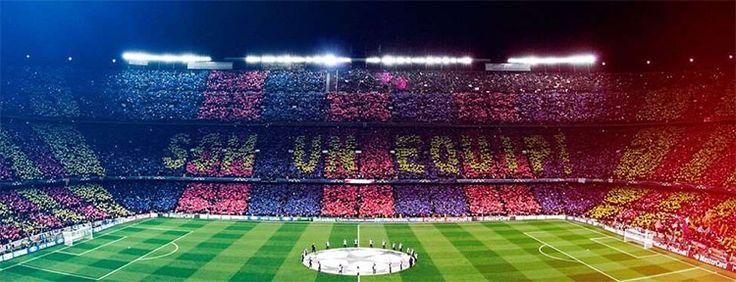Aanrader! FC Barcelona voetbalreizen online boeken via Voetbalreizenonline