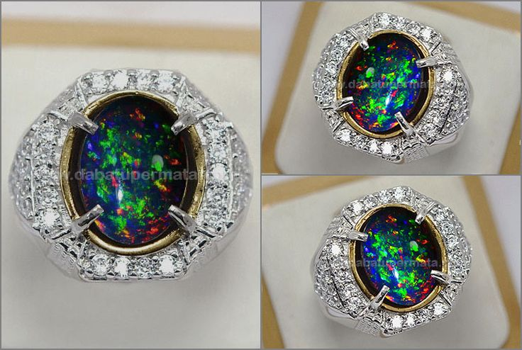 Elegant Hot Fire OPAL/KALIMAYA Top Quality - OP 061
