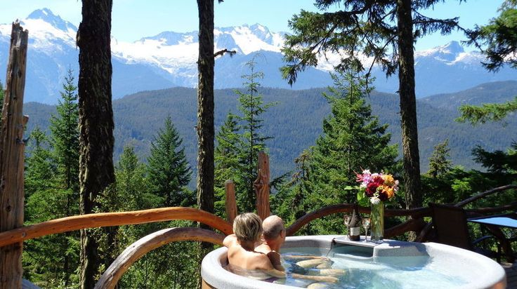 B.C. Wilderness Accommodation between Vancouver & Whistler Ski Resort
