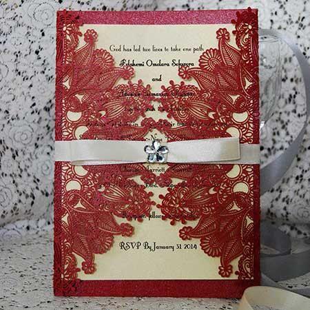 17 Best images about Wedding – Customized Wedding Invitation