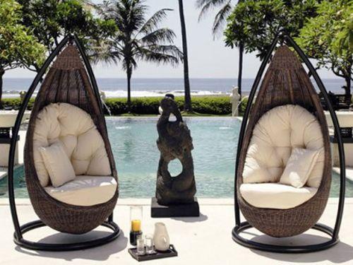 sillones colgantes de los mares del sur bonitos balanceos pinterest bedrooms