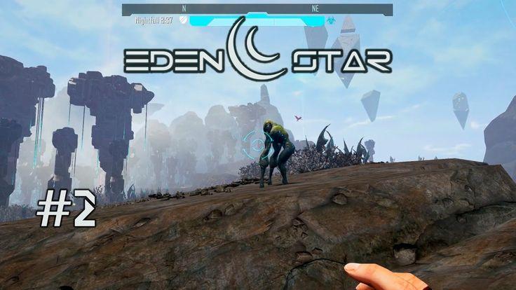 Eden Star (gameplay co-op) #2 Новые места