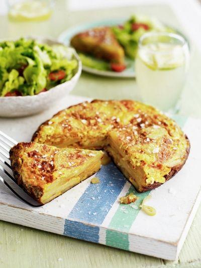 Spanish tortilla | Jamie Oliver