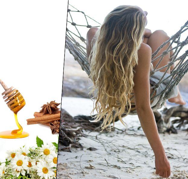 Πώς να κάνεις ξανθές ανταύγειες στα μαλλιά σου; 10 φυσικοί τρόποι!