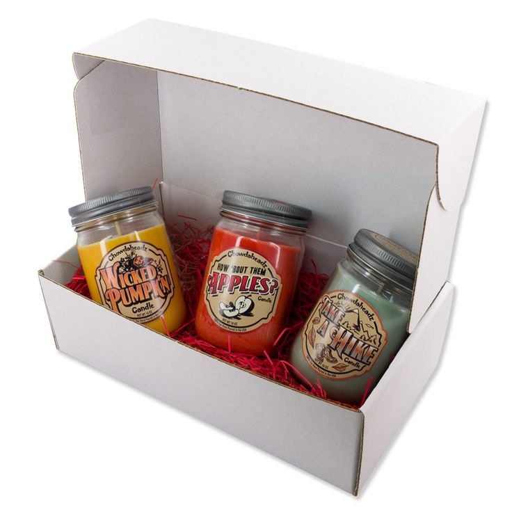Wicked Fall Candle Gift Set