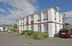 255 Coutts Street, Kilbirnie, Wellington. * 8 x 1 Double Bedroom Apartments  * Open Plan Kitchen, Dining & Lounge  * Bathroom incorporates Laundry facilities  * Floor area 40m2  * Flat section  * Off street parking for each Apartment  * 1970's construction  * RV's $180,000 - $190,000 per Unit  * Total RV is $1,480,000  * Fantastic Opportunity - For Sale as One Complete Investment