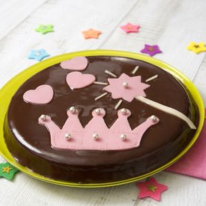 Gâteau de princesse                                                                                                                                                     Plus