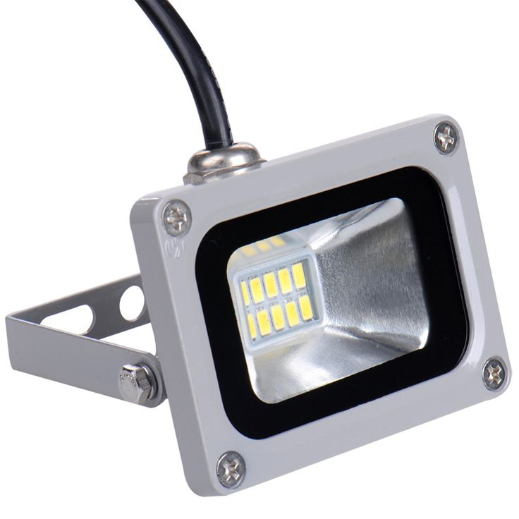 720LM 10 W 220 V 10LED lampu SMD 5730 Lampu Sorot Led Banjir cahaya luar ruangan Untuk jalan Raya Persegi Dinding Luar billboard Taman