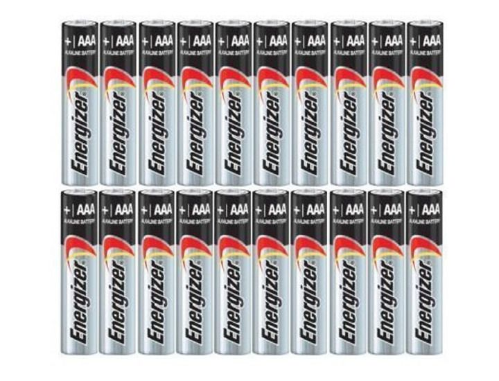 New Energizer Max Aa Or Aaa Alkaline Batteries 50 Pack Unbranded Energizer Alkaline Battery Energizer Battery