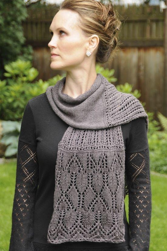 Free Baby Socks Knitting Pattern : cherry scarf knitting pattern Needleworks Pinterest Cherries, Beautiful...