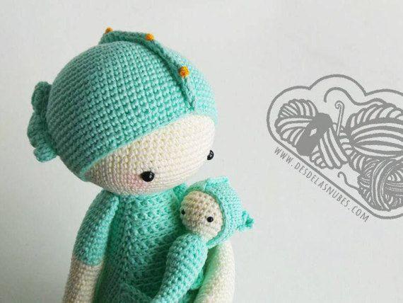 Amigurumis Caballitos A Crochet : Mejores imágenes de crochet en patrones amigurumi