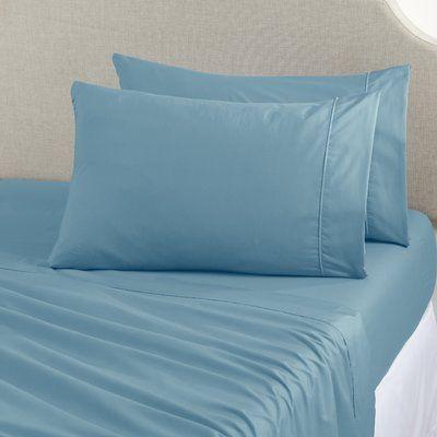 Home Fashion Designs Joyanna Rich 1000 Thread Count Sheet Set Size: Queen, Color: Ether Blue