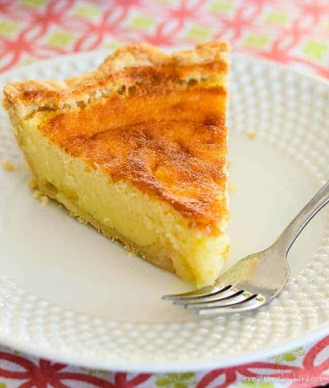 Old Fashioned Buttermilk Pie Recipe A Creamy Sweet And Tangy Custard Filling In A Flaky Pastry Crust Is Per In 2020 Buttermilk Pie Buttermilk Pie Recipe Pie Recipes