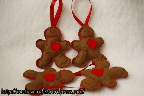 Christmas tree ornaments :)