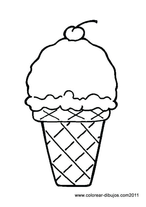 Grab Your Fresh Coloring Pages Ice Cream Cone Free Https Gethighit Com Fresh Coloring Pag Ice Cream Coloring Pages Free Coloring Pages Ice Cream Printables