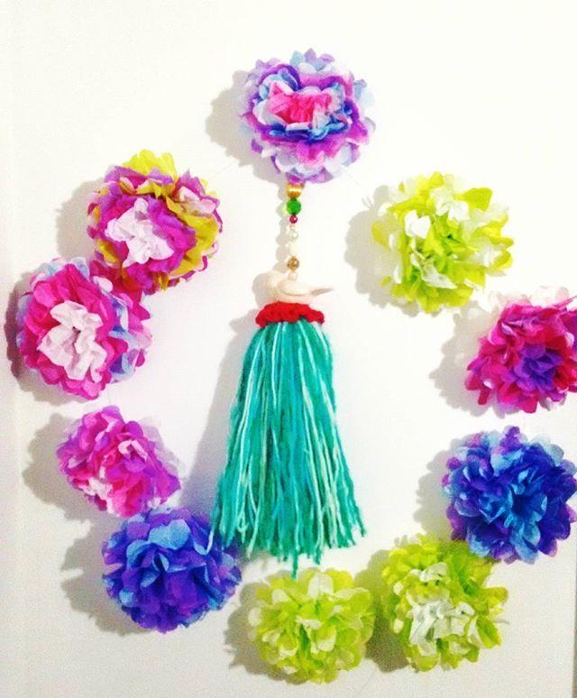 SPRING IS COOL Recibí la primavera poniéndole color a tu hogar! Borlas, frascos tejidos, banderines y más! Tienda online y envíos a todo el país: morangaobjetos.mitiendanube.com