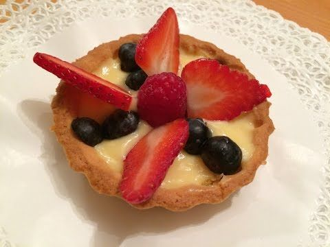 Crostatine alla frutta - YouTube