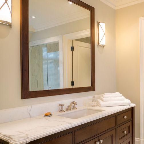 Transform Old Mirrors With Mirror Trim Kits Save 25 Until April 30 2016 MirrorsBathroom IdeasMirror