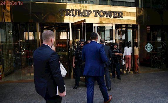 El Servicio Secreto de EE.UU. deja la Torre Trump por disputas sobre el alquiler