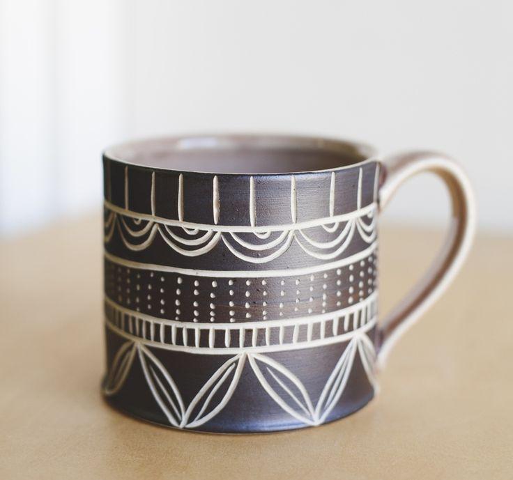 Jessica Wertz Ceramics Eternity Mug