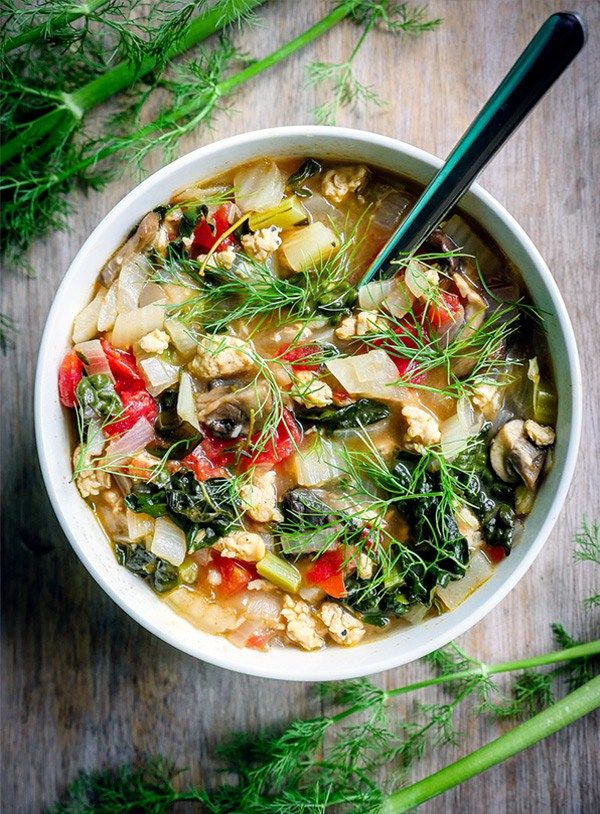 1000 ideas about fennel soup on pinterest soups fennel for Easy tasty soup recipes