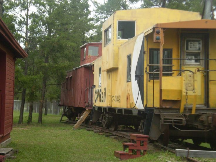 Old CP Caboose