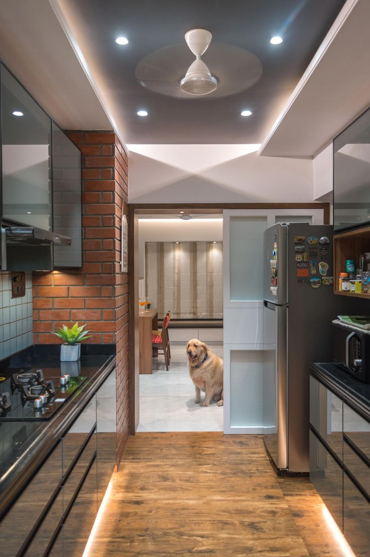 pin on parallel kitchen design on kitchen interior parallel id=42963