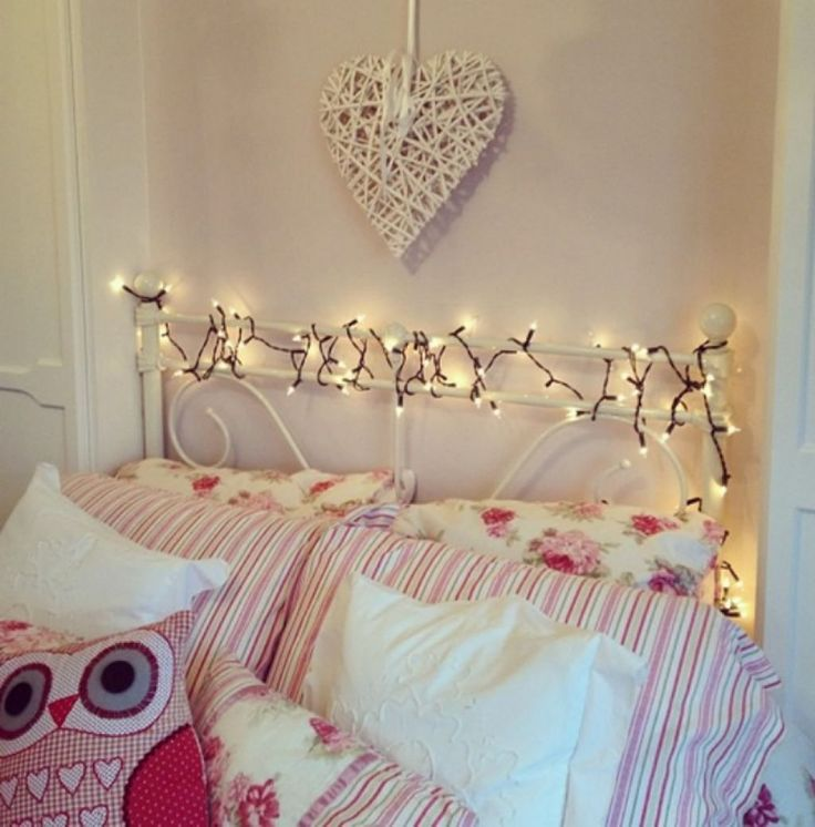 Wonderful Bedroom Fairy Lights  -  Fairy lights are an extremely popular decoration, from colourful lights strung around the tree to icicle-like blue lights hanging from window ledges a...