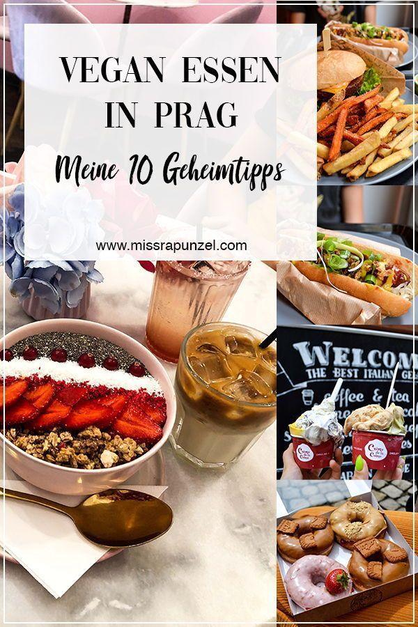 Ihr wollt wissen wo man in Prag am besten vegan essen kann ...