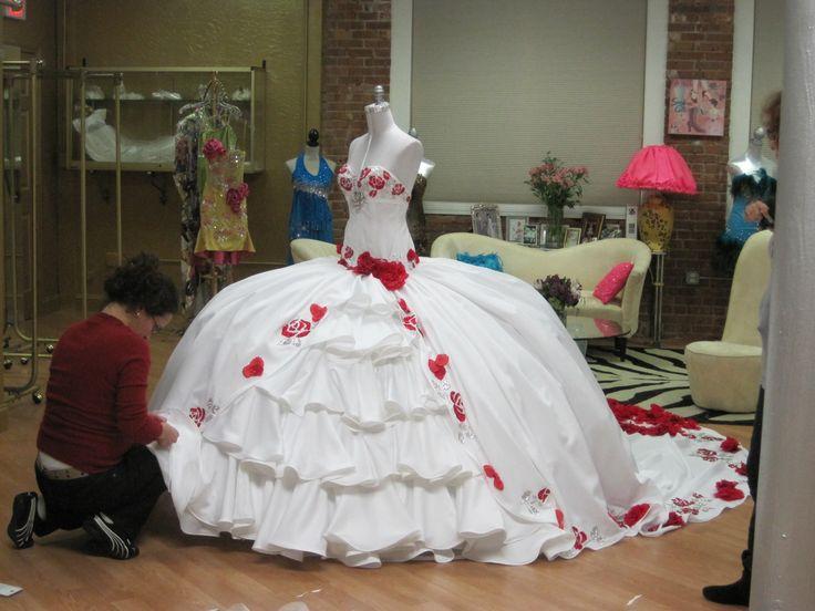 sondra celli vestidos de novia boda