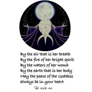 Pagan saying...: Wicca Witches Pagans, Wiccan Pagan Magic, Pagan Wiccan, Goddesses Wicca, Pagan Wicca Witch, Witchy Wiccan, Wicca Witch Pagan, Bos Goddess, Wiccan Chant