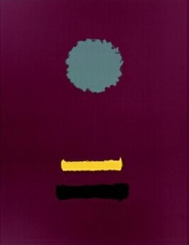 Memory · Untitled 1969 (Silkscreen print) by Adolph Gottlieb