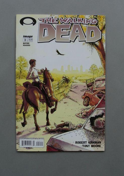 Catawiki online auction house: Image Comics - Walking Dead #2 - Robert Kirkman - 1st Print - (2003)