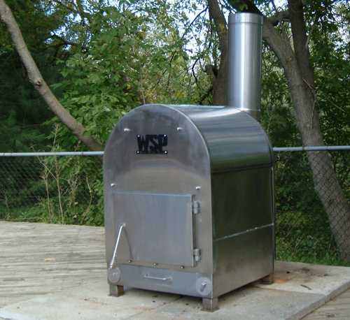 WSP Silverdome with Stainless Stack · Pool HeaterWood StovesWood ... - 10 Best Wood Stove Pools Images On Pinterest
